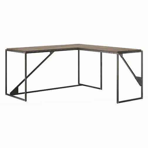 Письменный стол в стиле LOFT (Office Table - 004)