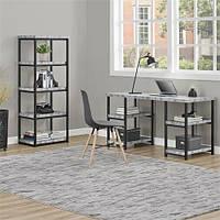 Письменный стол в стиле LOFT (Office Table - 084)