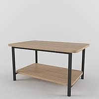 Кофейный Журнальный столик в стиле LOFT (Table - 433)