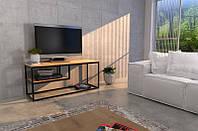 Тумба-Подставка для TV в стиле LOFT (Stand - 024)