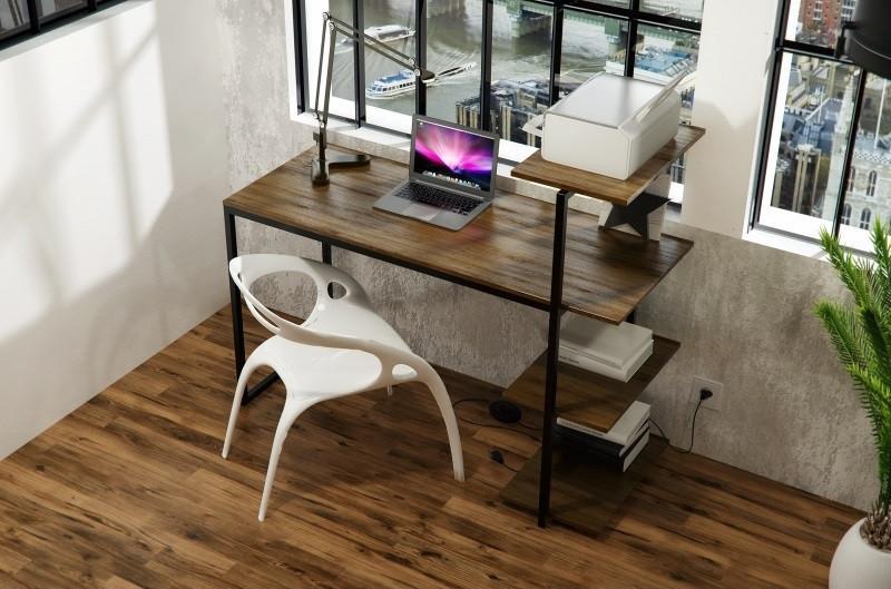 Письменный/Офисный стол в стиле LOFT (Office Table - 087)