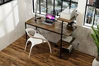 Письменный/Офисный стол в стиле LOFT (Office Table - 087), фото 1