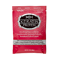Маска для волос с протеином кератина HASK Keratin Protein Deep Conditioner, 50 мл