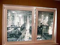 Рулонная штора, ткани для фотопечати