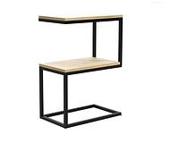 Приставной столик в стиле LOFT (Table - 902), фото 1