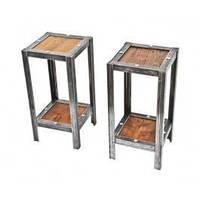 Барный стул в стиле LOFT (Bar Stool - 01)