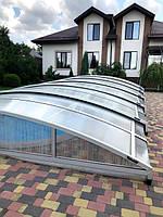 Раздвижной павильон для бассейна 10