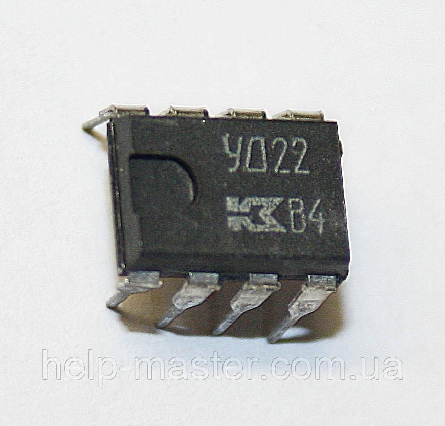 Микросхема КР140УД22 (DIP-8)