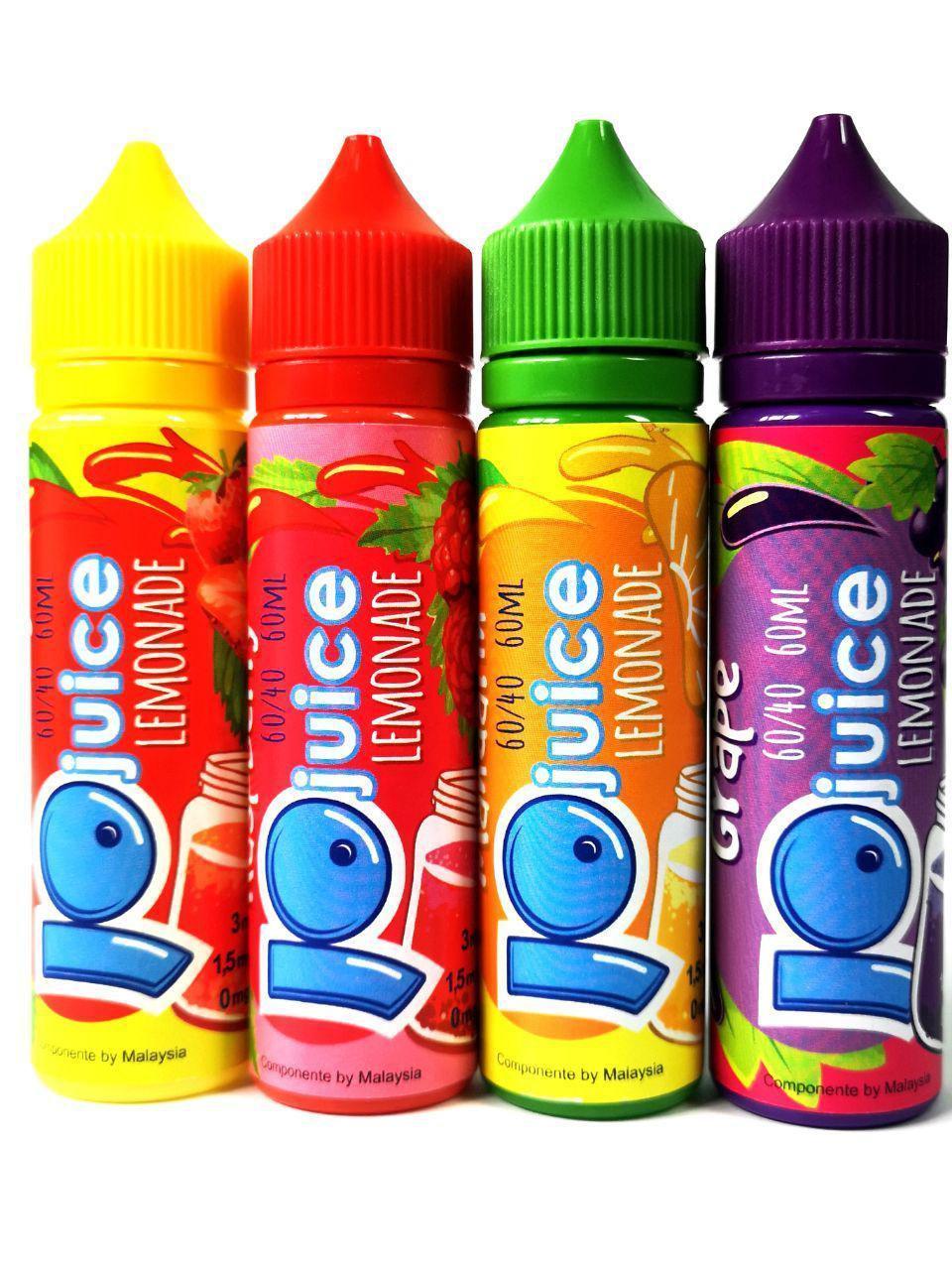 Жидкость для электронных сигарет Jo Juice Lemonade 60мл