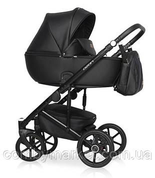 Детская коляска 2 в 1 Riko Ozon 06 Carbon