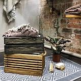 """Дерев'яний ящик """"Dony"""" / Зберігання / Органайзер / Фото фон / Декор для магазину / Фото декор / Кашпо, фото 4"""