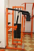 Тренажер для мышц нижней части ноги (Голень стоя, голень машина)