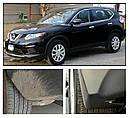 Брызговики MGC Nissan X-TRAIL Европа, ROUGE Америка T32 2013-2020 г.в. комплект 4 шт, фото 6