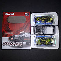 Фары противотуманки DLAA 555 радужные 25981p, фото 1