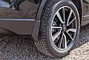 Брызговики MGC Nissan X-TRAIL Европа, ROUGE Америка T32 2013-2020 г.в. комплект 4 шт, фото 8