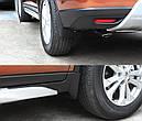 Брызговики MGC Nissan X-TRAIL Европа, ROUGE Америка T32 2013-2020 г.в. комплект 4 шт, фото 9