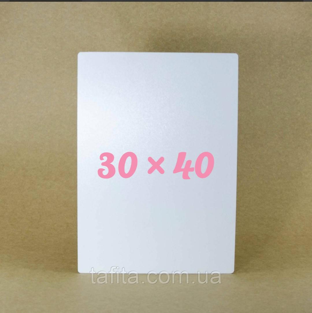 Подложка для торта 30х40 ДСП