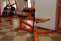 Тренажер для мышц нижней части ноги (Голень сидя, голень машина)