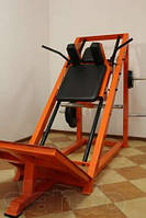 Тренажер для мышц ног (Гак машина, гакк присед)