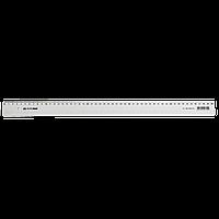 Линейка пластиковая Buromax 30 см прозрачная