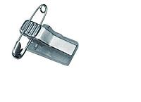 Клип для бейджей CT-218 на самоклейке, 100 шт (1520103000201)