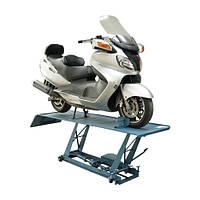 Подъемник пантографный TRE 64001 для обслуживания мотоциклов и мопедов