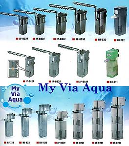 Внутренние фильтры для аквариума
