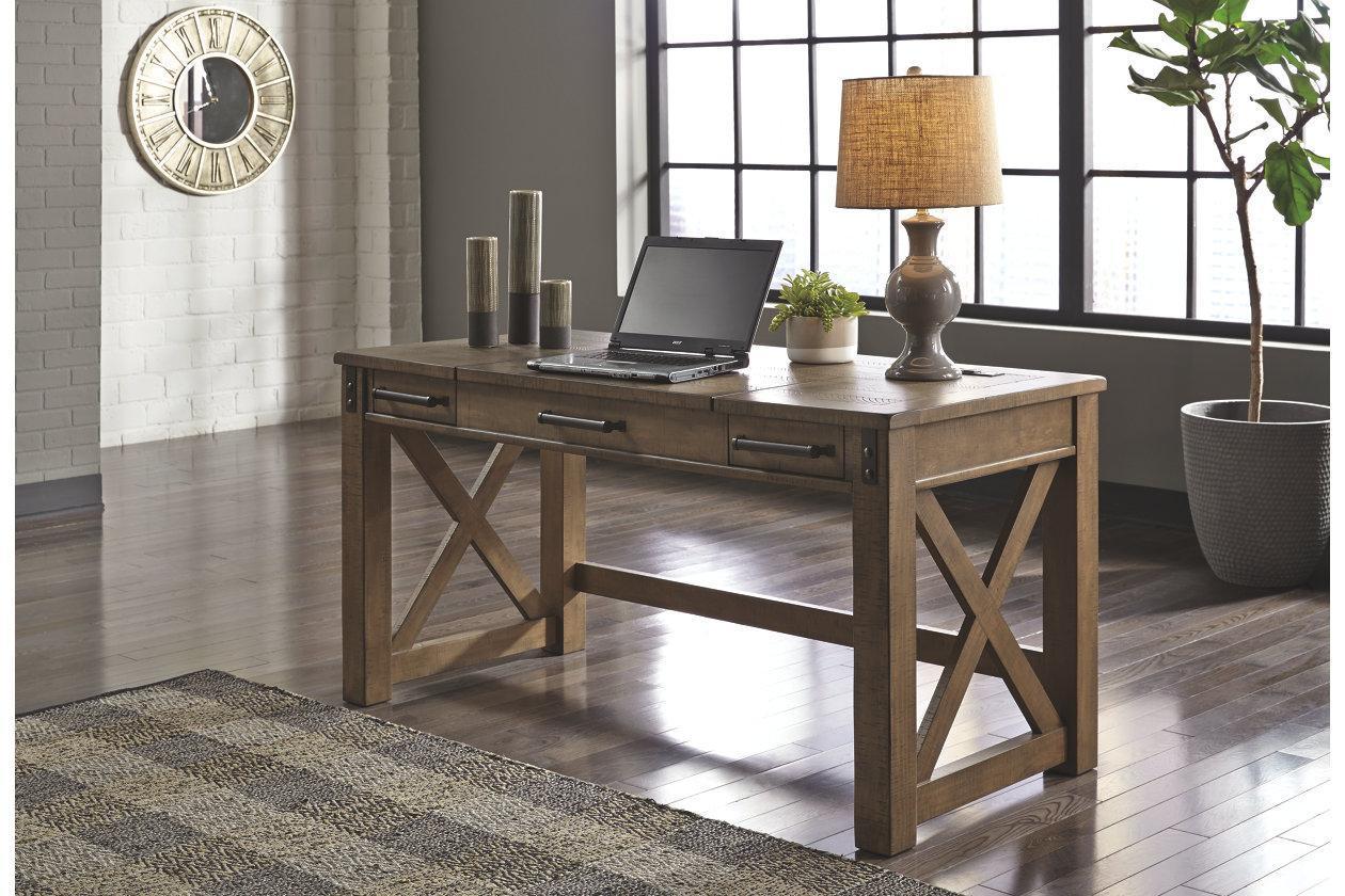 Офисный стол в стиле LOFT (Office Table - 014)
