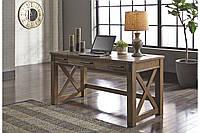 Офисный стол в стиле LOFT (Office Table - 014), фото 1