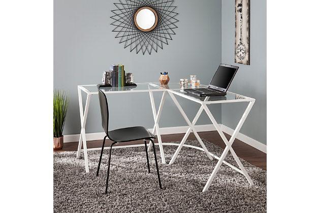 Письменный Офисный стол в стиле LOFT (Office Table - 022)