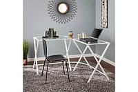 Письменный Офисный стол в стиле LOFT (Office Table - 022), фото 1