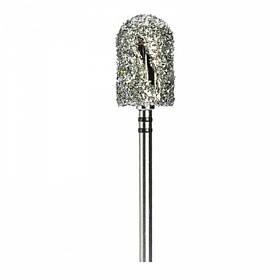 Фреза алмазная для педикюра Dia Twister DT4880 10мм ( цилиндр загругленная,очень грубая)