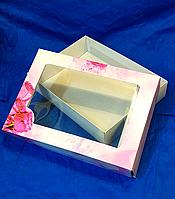 Подарочная коробка 375х275х70мм / уп-10шт, фото 1