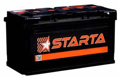 Автомобильный аккумулятор Starta 6СТ-100