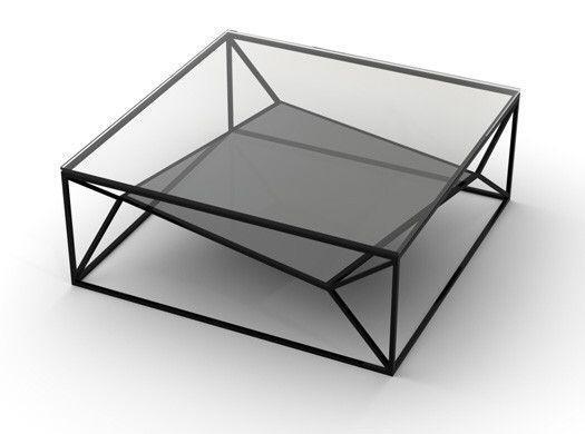 Кофейный Журнальный столик в стиле LOFT (Table - 449)