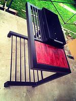 Мангал в стиле LOFT (Pavilion - 02)
