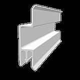 Профиль алюминиевый для натяжных потолков - двухуровневый №1. Длина профиля 2,5 м., фото 4