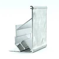Профиль алюминиевый - двухуровневый №3, безщелевой. Длина профиля 2,5 м., фото 1
