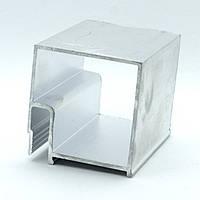 Профиль алюминиевый - Брус. Длина профиля 2,5 м., фото 1