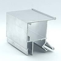 Профиль алюминиевый - Брус, с подсветкой. Длина профиля 2,5 м., фото 1