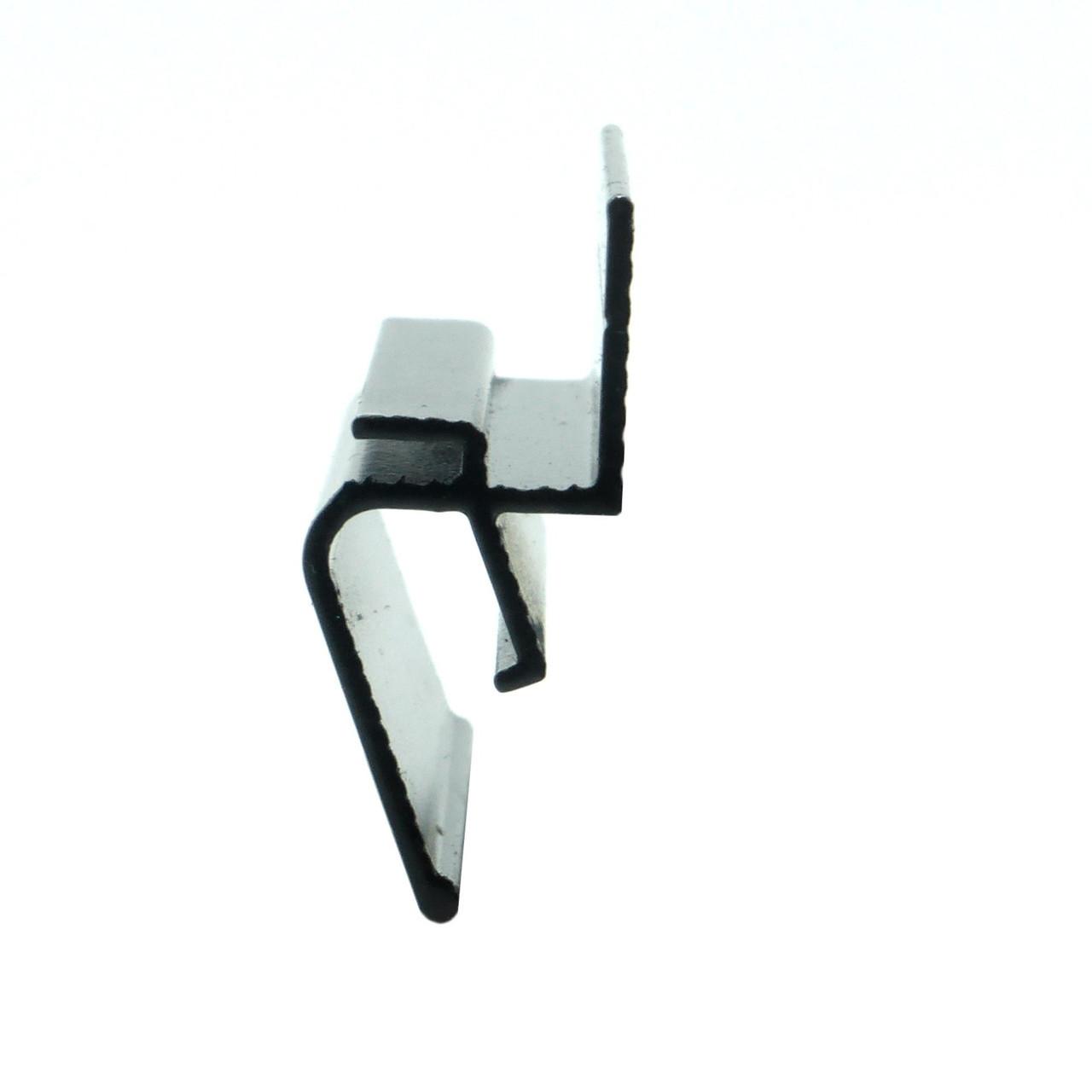 Профіль алюмінієвий для натяжних стель - EUROKRAAB, система тіньового примикання. Довжина профілю 2 м.