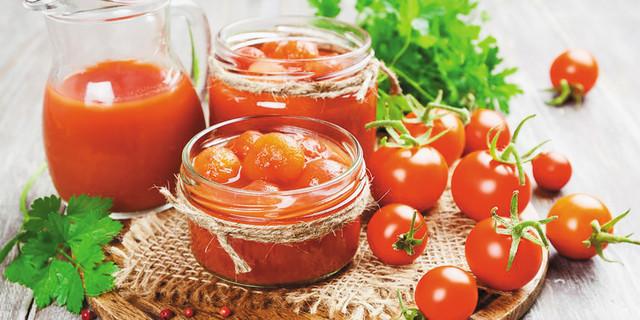 Маринованные помидоры черри - рецепт