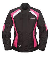 Modeka Janika Lady Jacket Black/Pink, EU32 Мотокуртка женская текстильная с защитой