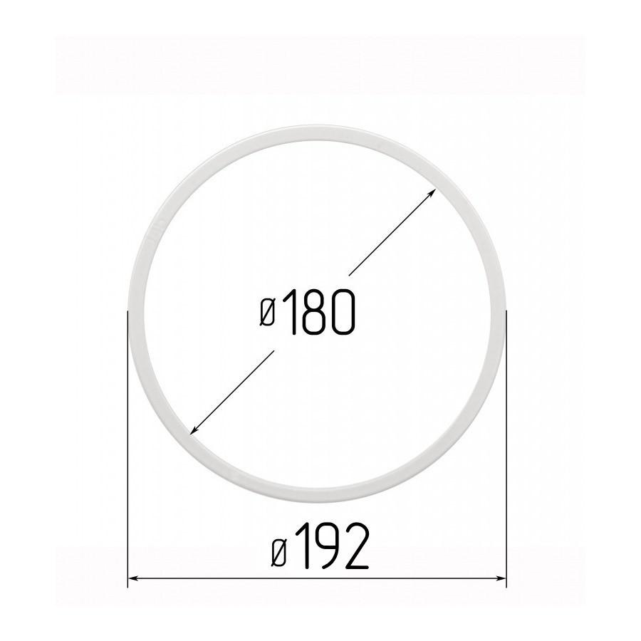 Протекторна термокільце для натяжних стель - діаметр 180 мм (зовнішній 192мм)