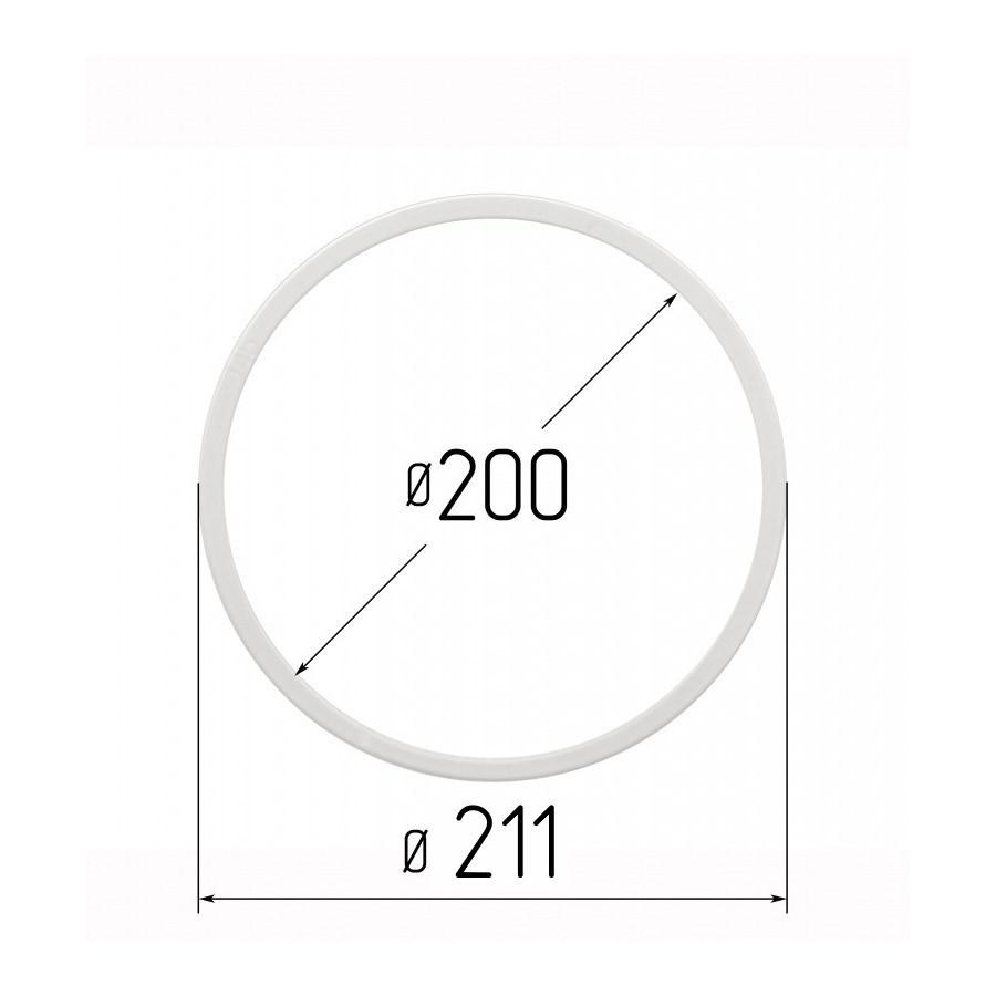 Протекторное термокольцо диаметр 200 мм (наружный 211мм)