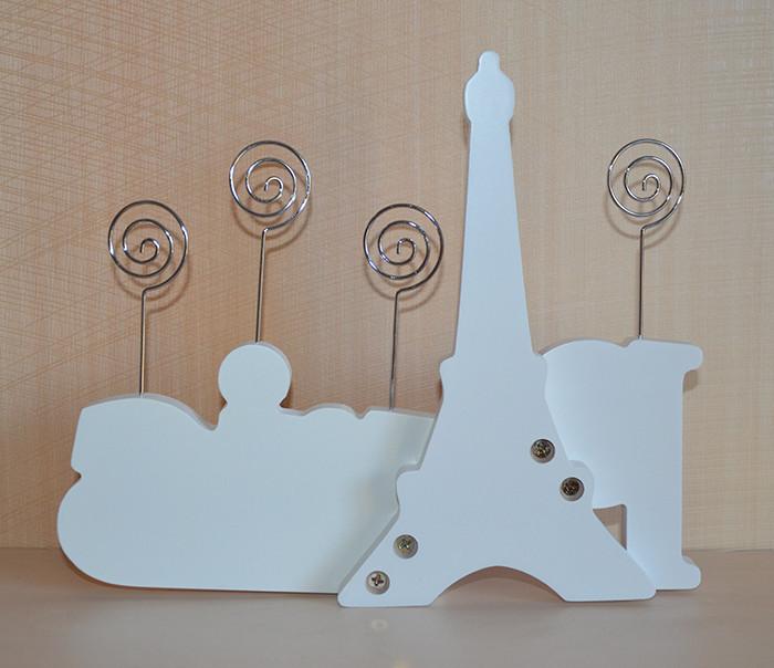 деревянная подставка для фотографий Paris Biglua