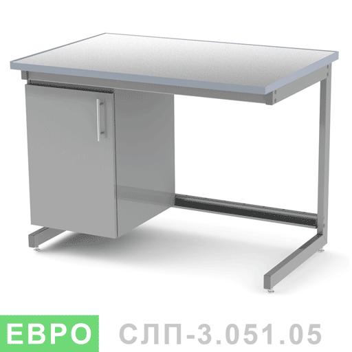 Стол лабораторный пристенный СЛП-3.051.05