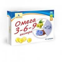 "БАД витамины ""Омега 3-6-9 экстра"" (капс.0.5г 42шт.,Украина)"