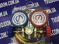 Манометрический коллектор FC-536G (R-22,R-12,R-134) (Китай)