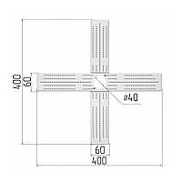Крестовина для крепления люстр, фото 1